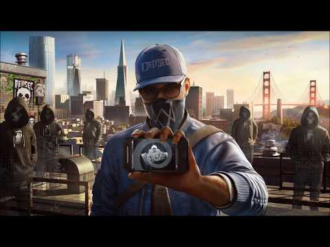 Watch Dogs 2 Music Rustie ft Danny Brown - Attak