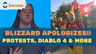 Blizzard APOLOGIZES, Diablo 4, Overwatch 2 & WOW Shadowlands! Blizzcon 2019