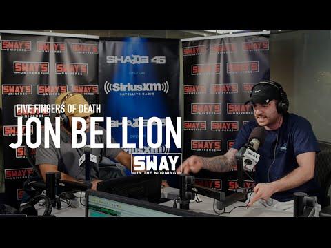 Jon Bellion SMASHES the 5 Fingers of Death