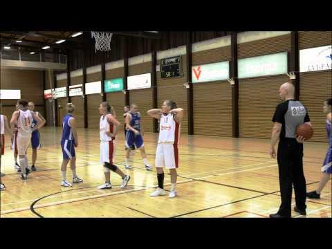 Basketball Suomi-Tanska Finland