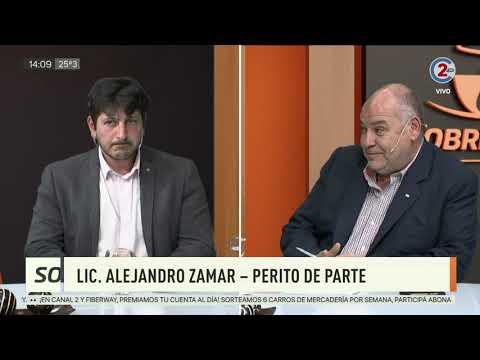 Sobremesa: Alejandro Zamar - Cecilia Agüero