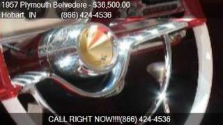 1957 Plymouth Belvedere  for sale in Hobart, IN 46342 at Hag