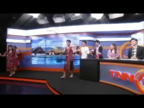 Lao song - Live on Thai TV ~ ສຽງແຄນລາວ - Sieng Khaen Lao