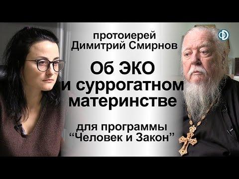 Протоиерей Димитрий Смирнов.