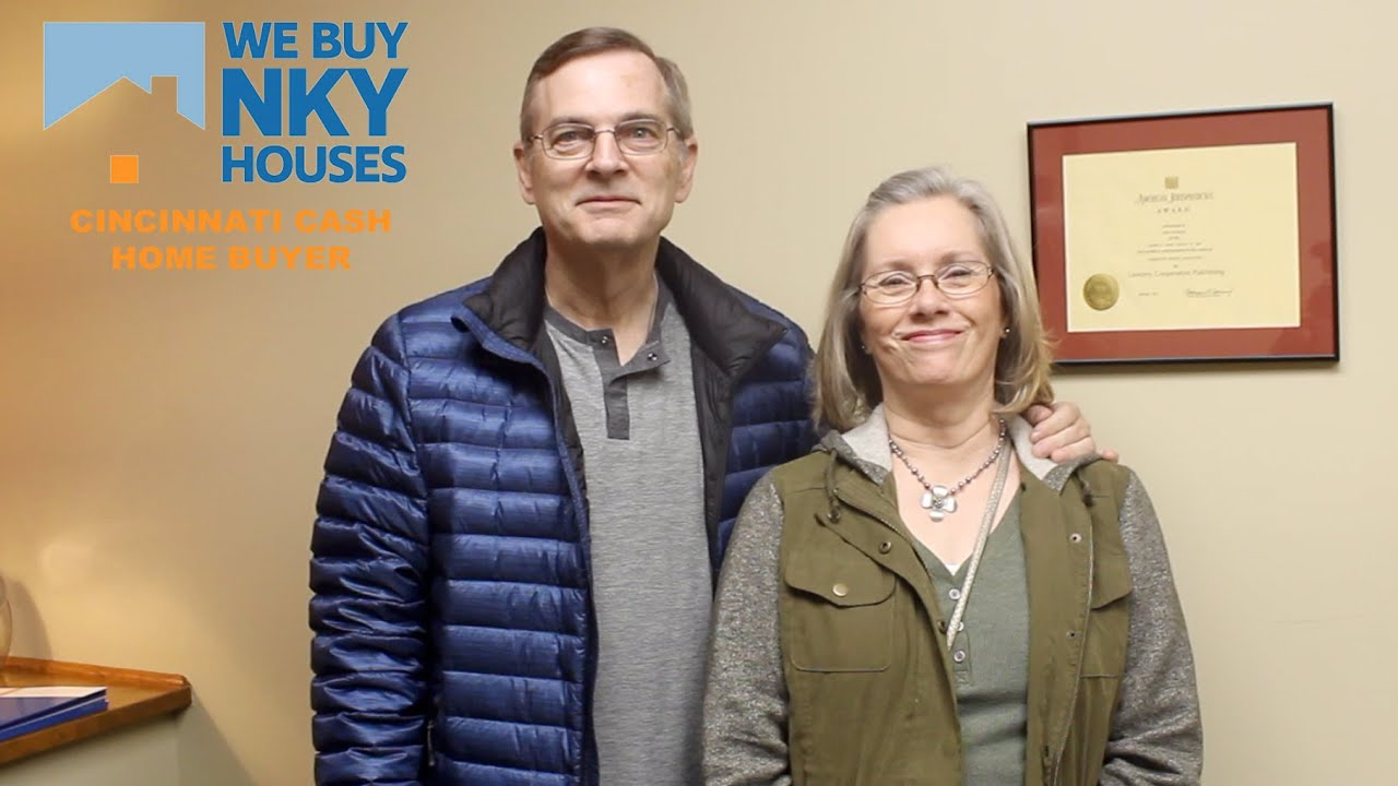 We Buy Houses in Burlington KY - Seller Testimonial for We Buy NKY Houses