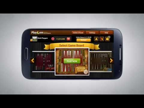 Free online backgammon on your iPhone, iPad, iOS, Android, Samsung, LG and Facebook