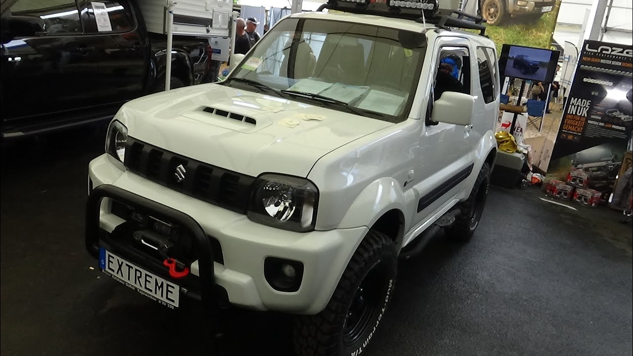2018 suzuki jimny interior. fine jimny 2016 suzuki jimny 13 3d mt style  exterior and interior abenteuer  allrad bad kissingen youtube with 2018 suzuki jimny interior