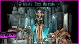 Lady GaGa Kill The Bitch 2018 (Dance In The Dark Remix) MUSIC VIDEO