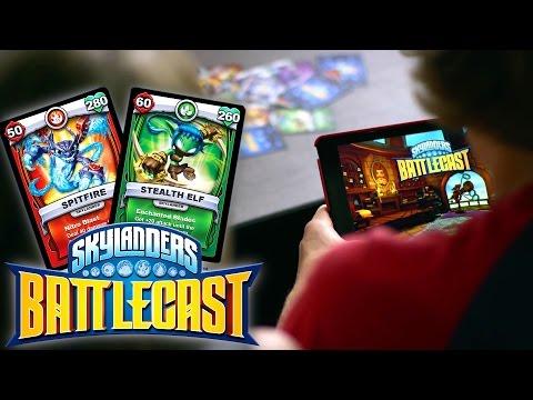 'Skylanders Battlecast' Is 'Hearthstone' For Kids