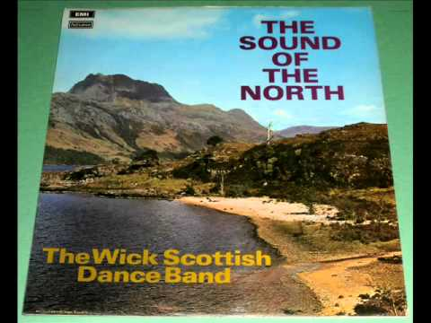 The Wick Scottish Dance Band - Waltz (medley) - Hawaiian Guitar - from The Sound of The North LP