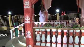 Bringing in Bhagav, (Hindu Society of Berbice, Shri Krishna Mandir )