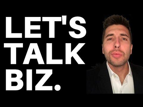 Let's talk business (seller finance, deal structures, acquisitions, credit, cash, & closing)