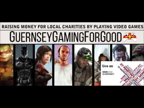 Guernsey Gaming For Good - BBC Guernsey Radio Broadcast 23/06/14