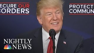 Trump Tells Republicans To Stop 'Wasting Their Time' On Immigration Legislation | NBC Nightly News
