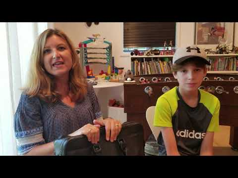 #T3T: The Larkan Family Wants your Backpacks to be #BLESSED