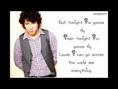 Jonas Brothers Hello Beautiful Lyrics On Screen