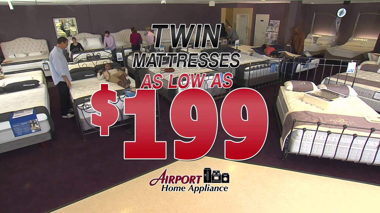 Mattresses on Sale at Airport Home Appliance