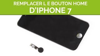 Remplacer le bouton home de son iPhone 7. By SOSav