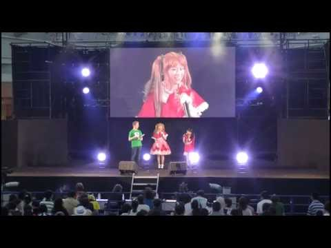 World Karaoke Grand Prix Cosplay 2016 - Australian Representative: Kaze no Uta (Hunter x Hunter)
