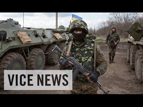 Pro-Russian Protesters Attempt to Seize Airfield: Russian Roulette (Dispatch 27)