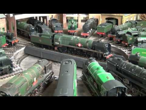 British OO Gauge Layout – Great Western and Southern Railways