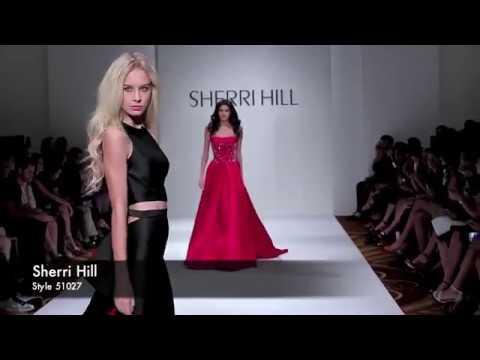 79e352d1ab3d3 NewYorkDress | Sherri Hill 51027 - YouTube