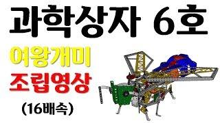 문화창조] 과학상자 6호 - 여왕개미 조립 풀영상(16…