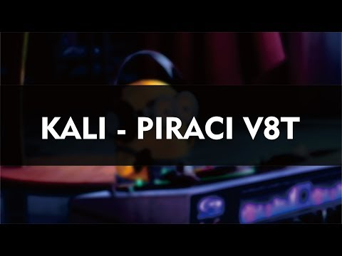 KALI - PIRACI V8T