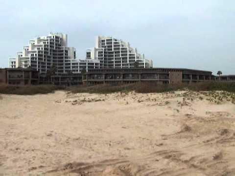 Sunchase Beachfront spring break condos south padre island, BEACH SHOT