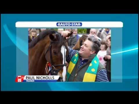 Paul Nicholls remembers the great Kauto Star