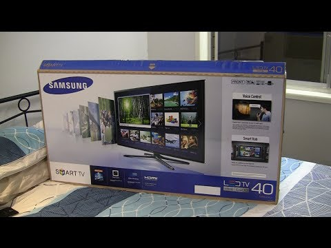 Samsung Series 6 F6400 40-inch 3D Smart TV - First Impressions
