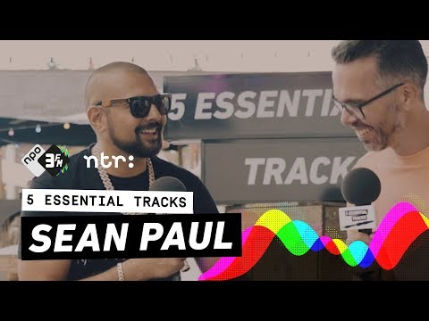 "Sean Paul: ""Big up to Nirvana, they're timeless"" 