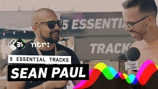 """Sean Paul: """"Big up to Nirvana, they re timeless"""" 