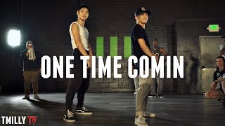 YG - One Time Comin' - Choreography by Melvin Timtim - ft Sean Lew - #TMillyTV