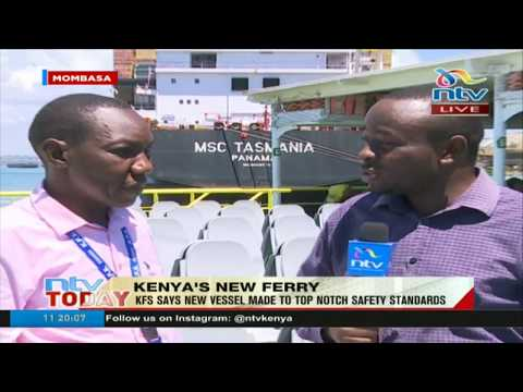 Kenya Ferry Services MD on plans to expand the coastal ferry services