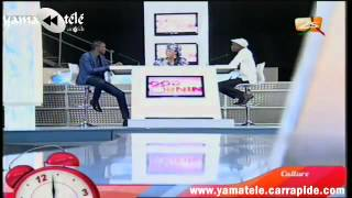 Wally Ballago Seck dans Good Morning   2STV   21 Septembre 2012