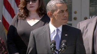 اوباما الغاضب من استمرار الازمة حمل الجمهوريين المسؤولية