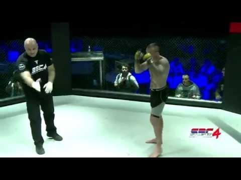 Dusan Dzakic zavrsava mec u 54 sekunde SBC 4