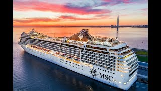Круиз на крутом лайнере MSC за 20 000 ₽. InCruises осуществит твои мечты о путешествиях!