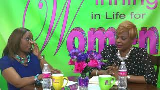 WINNING IN LIFE FOR WOMEN TV Part 2-Dr. Judy L. McIntosh-Smith & Elder Jacqueline Fraser