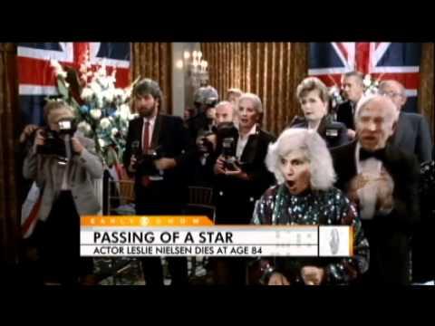 Leslie Nielsen Dies at 84