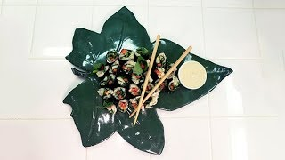 Ying & Yang Raw Vegan Sushi Recipe