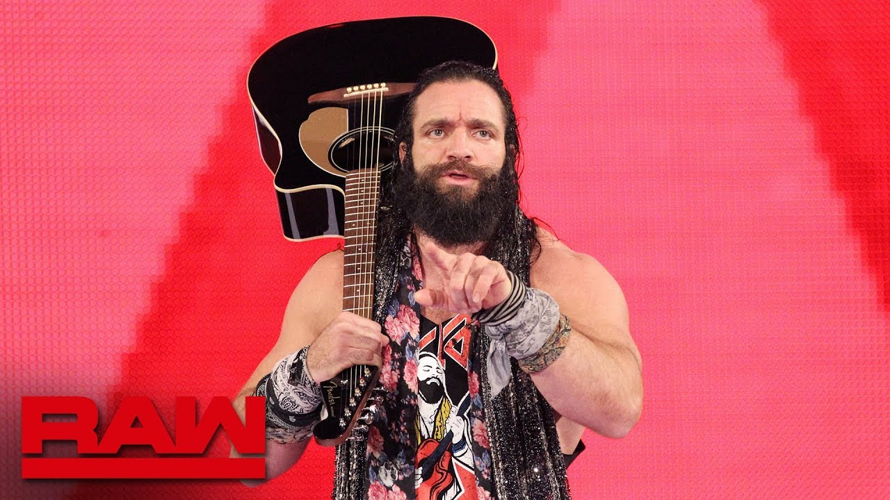 Elias disrespects Jeff Jarrett, Road Dogg and the people of Portland