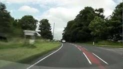 A Drive Through Kirkgunzeon, Dumfries & Galloway 2012