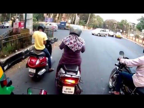 Everyday Bangalore (Residency Road)