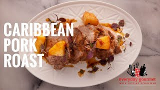 Caribbean Pork Roast