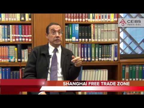 Why is the Shanghai Free Trade Zone important for businesses in China?