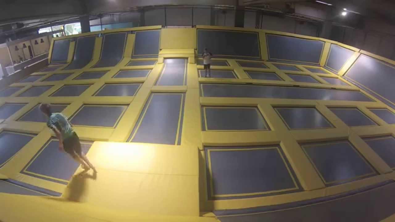 Goede trixs trampoline park (Gopro Hero) - YouTube AW-37