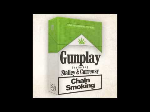 Gunplay Ft. Stalley & Curren$y - Chain Smoking
