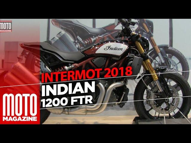 INDIAN FTR 2019 -  INTERMOT 2018